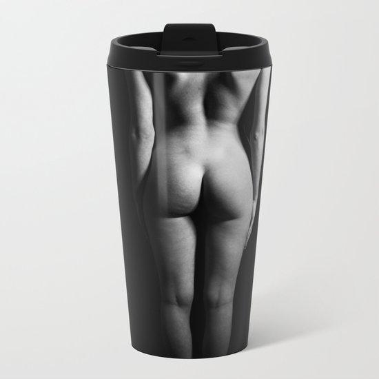 Nude Metal Travel Mug