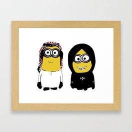 Arabs Framed Art Print