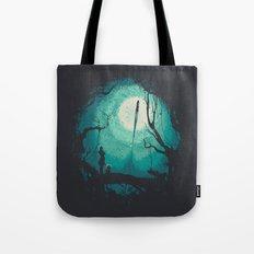 After Cosmic War Tote Bag