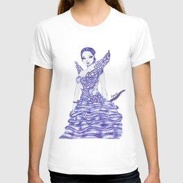 I Am The Mocking Jay  T-shirt