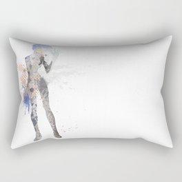 Rei. Rectangular Pillow