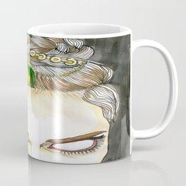 Not A Smiley Miley Coffee Mug