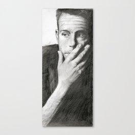 Contemplative Canvas Print
