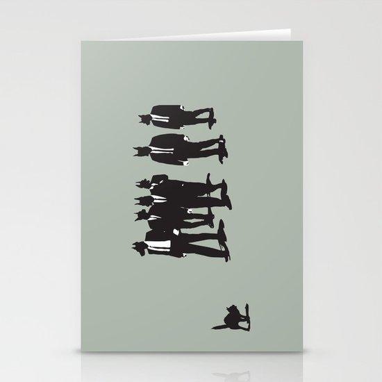 Reservoir Dogs Stationery Cards