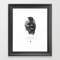 IMPOSSIBLE  Framed Art Print