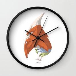 [A'sHMs] #HORN Wall Clock