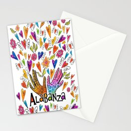 Alabanza Stationery Cards