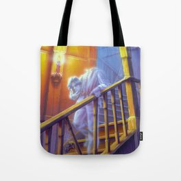 The Headless Ghost Tote Bag
