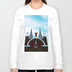 Church and Archway Long Sleeve T-shirt