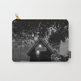 cozy cabin in the woods Carry-All Pouch