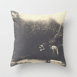 turbones Throw Pillow