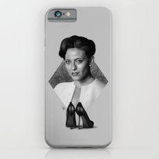 The woman who beat you iPhone 6s Slim Case