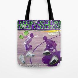 Breakdown MJ Tote Bag