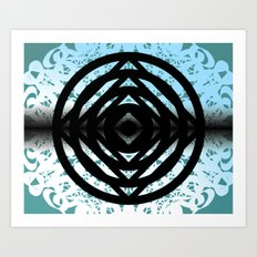 LAGRANGIAN POINT II Art Print