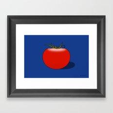 The Big Tomato Framed Art Print