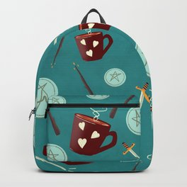 Tarot Suits - Pattern Backpack