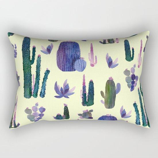 My best cactus New version!! Rectangular Pillow