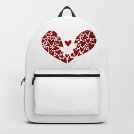 Broken Heart Attack Backpack