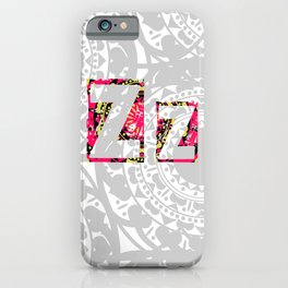 Z iPhone Case