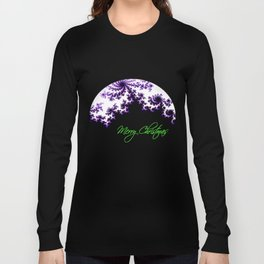 Stars for a Bright Christmas Long Sleeve T-shirt
