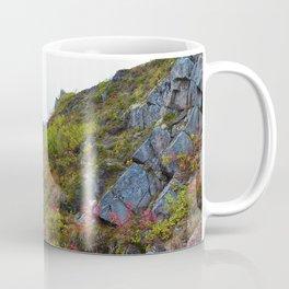 Independence_Mine Waterfall - Alaska Coffee Mug