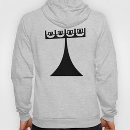 campanile - landmark of Brasilia city Hoody