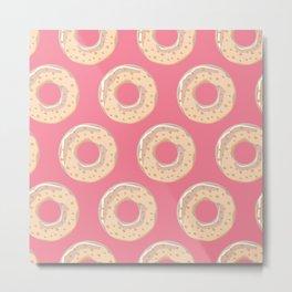 Donuts 003 Metal Print