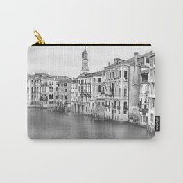 A view of Venice from Rialto Bridge Carry-All Pouch