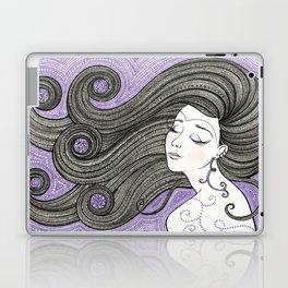 Violet Hour Laptop & iPad Skin