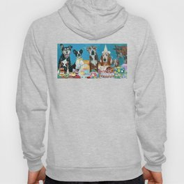 The Last Dessert Dog Portrait Hoody