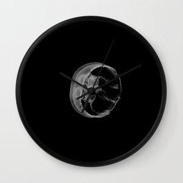 Jellyfish Eleven Wall Clock