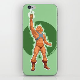 I Have The Power iPhone Skin
