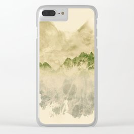 Woolf Clear iPhone Case