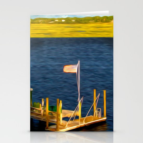 This American Sound Stationery Cards