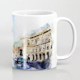 sketch the Hague 2 Coffee Mug