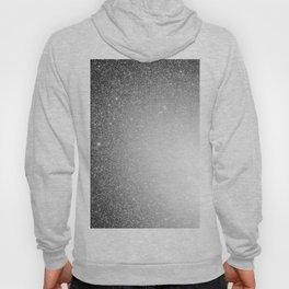 Galaxy Stars Ombre : Black Slate Gray Hoody