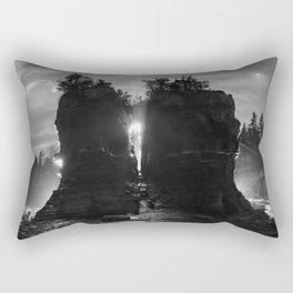 Light Within Rectangular Pillow