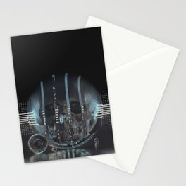 Tesla  Stationery Cards