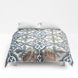 Art Beneath Our Feet - Toronto Comforters