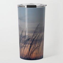 Sunset on the Beach Travel Mug