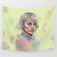 Then I Saw It Wall Tapestry