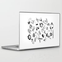 random Laptop & iPad Skins featuring Random by Primo