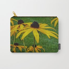 Black Eye Susan Carry-All Pouch