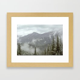 Coast Starlight View (1) Framed Art Print