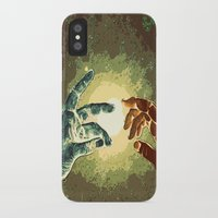 hero iPhone & iPod Cases featuring Hero by Omnii