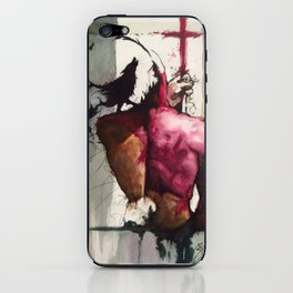 Treefort Disaster iPhone Skin