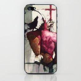 Treefort Disaster iPhone Skin