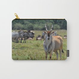 Eland Carry-All Pouch