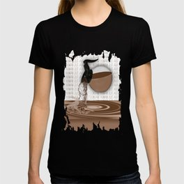 Pouring Coffee T-shirt