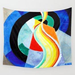 Robert Delaunay Propeller Wall Tapestry
